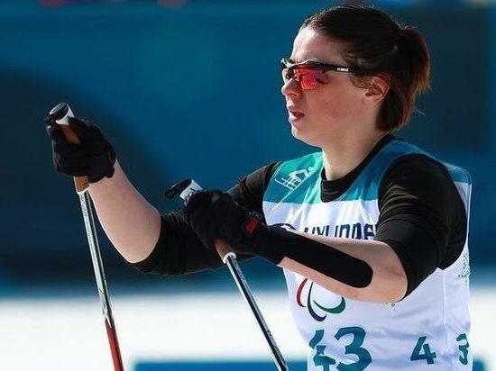 Лыжница из Татарстана Марта Зайнуллина завоевала вторую медаль Паралимпиады-2018