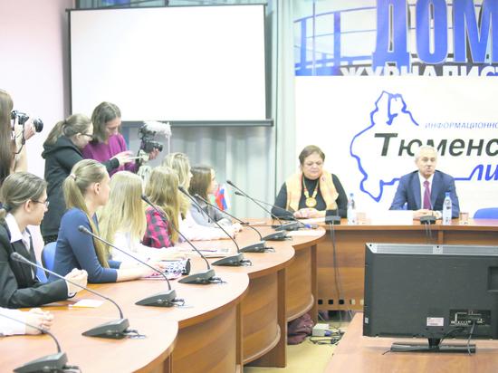 Андрей Степанов рассказал, каквТюменской области реализуются права детей