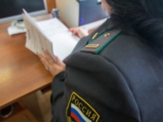 Самарские судебные приставы разыскали должницу с помощью козы