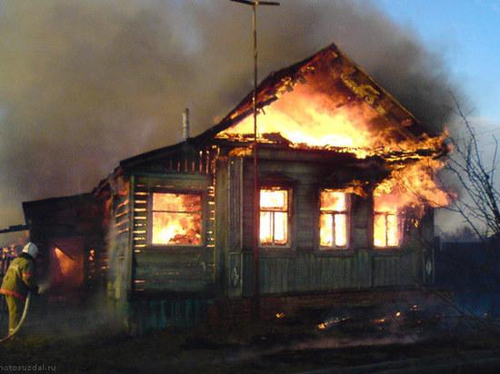 В Тверской области два пожара унесли жизни людей
