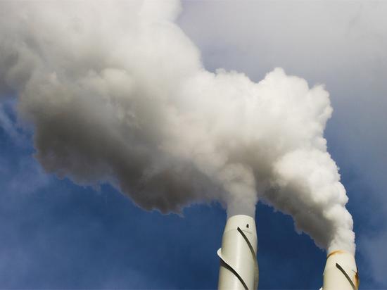 Уральский завод наказали за выбросы в атмосферу