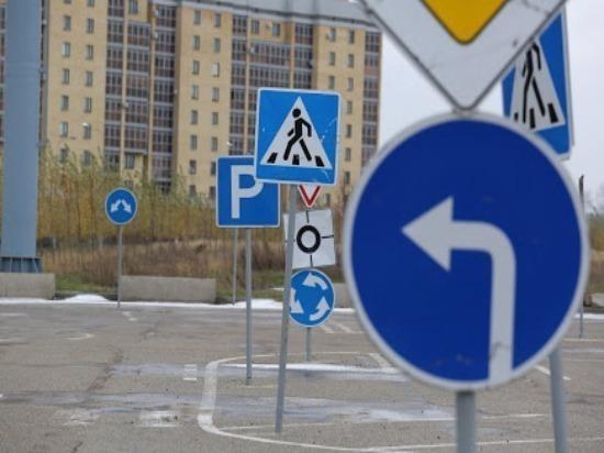 В Ульяновске грузовик наехал на женщину-пешехода