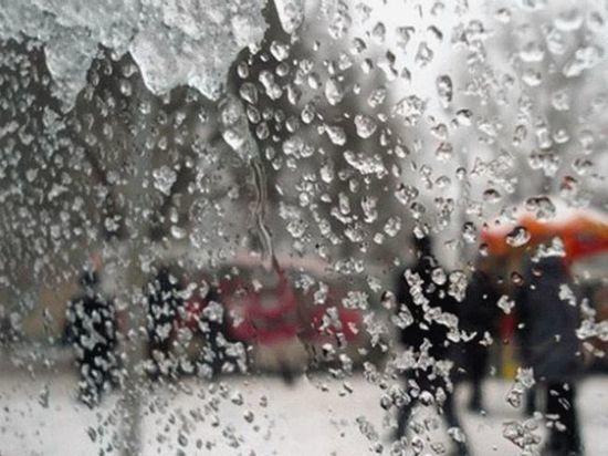 15 марта в Мордовии ожидаются мокрый снег и дождь