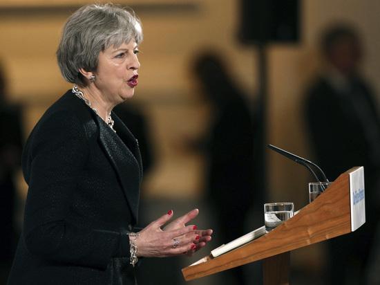 Мэй высылает 23 российских дипломатов из Великобритании: полный список мер