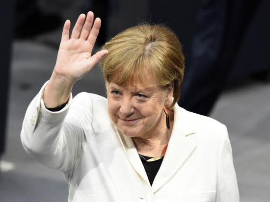 Видео ангела меркель всексе