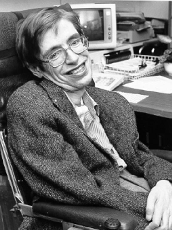 Специалисты не могут объяснить, почему знаменитый физик дожил до 76 лет  при его диагнозе