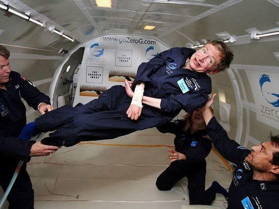 Физику-теоретику так и не довелось слетать в космос