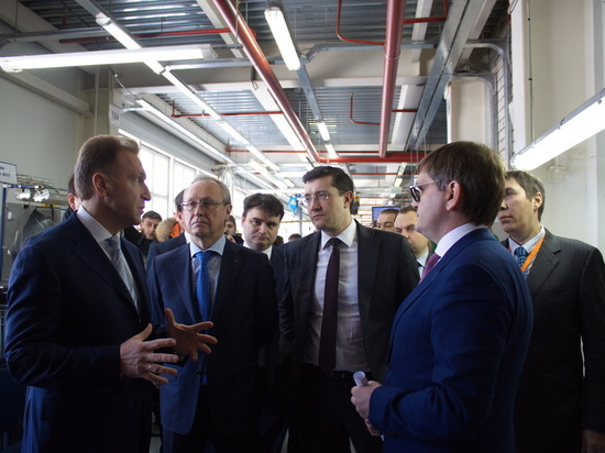 Нижегородским промышленникам пообещали новые меры поддержки