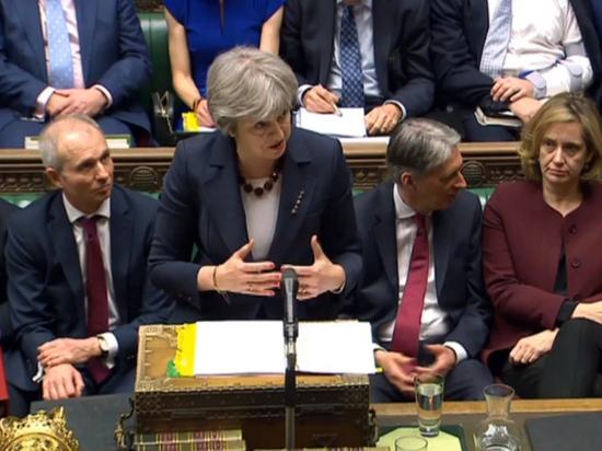 Мэй: высылка дипломатов «полностью подорвет деятельность российских спецслужб» в Британии