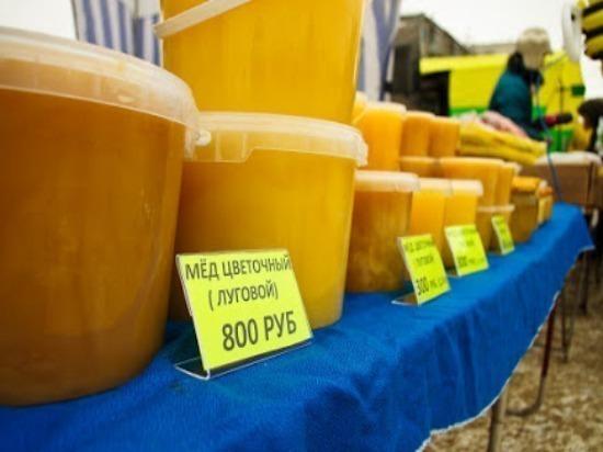 В Ульяновске на ярмарке угостят медом и мясными деликатесами
