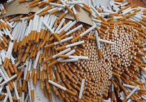 Сигаретам грозит новое подорожание из-за борьбы с контрафактом