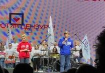 Вместо новой партии с Гудковым Собчак спросили о беременности 507af24a42a