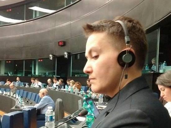 Савченко вынуждают эмигрировать: дала в Европе показания против Порошенко