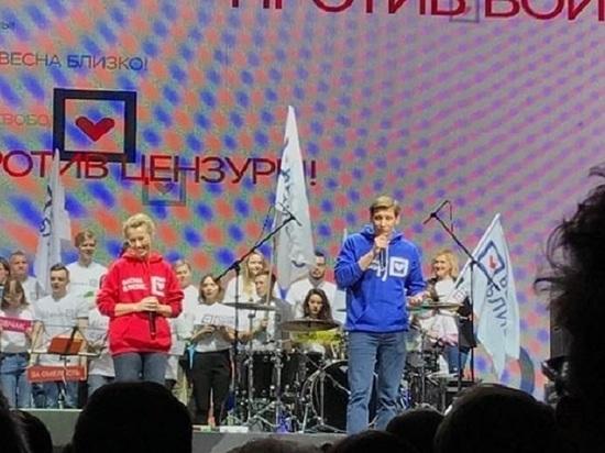 Вместо новой партии с Гудковым Собчак спросили о беременности