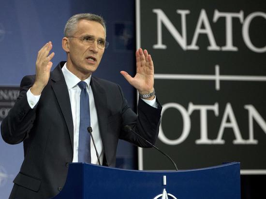 Столтенберг: действия России в Великобритании являются вызовом для НАТО