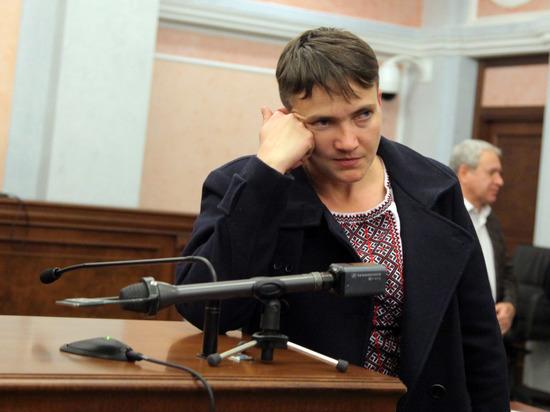 Генпрокурор Украины обвинил Савченко в подготовке теракта и пообещал арестовать