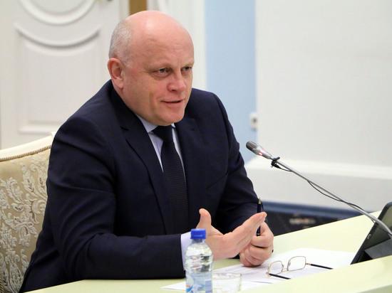 Экс-губернатора Виктора Назарова избрали новым сенатором от Омской области