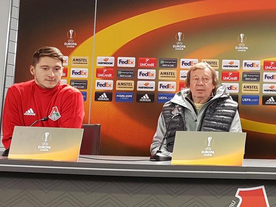 Юрий Семин: «Настраиваемся на победу, но помним, что это «Атлетико»