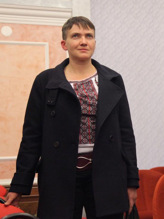 Савченко могут лишить звания Героя Украины из-за «попытки госпереворота»