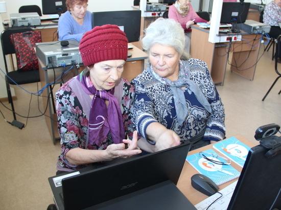 Для омских пенсионеров интернет стал доступнее