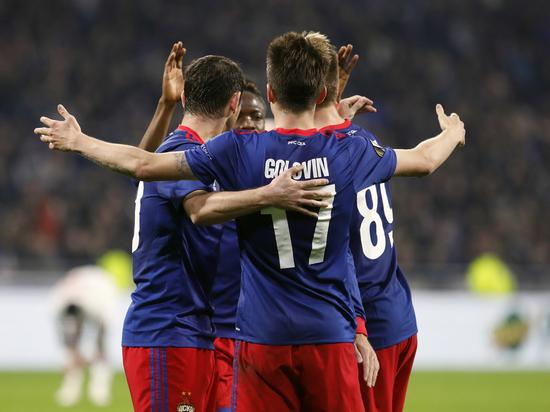 Лига Европы: в четвертьфинале ЦСКА поборется с шестым бюджетом Европы
