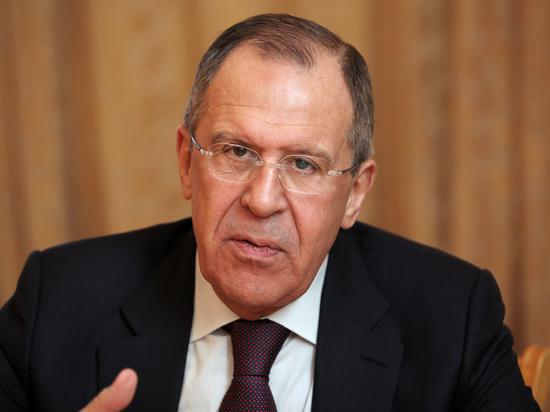 Лавров оценил совет британского министра
