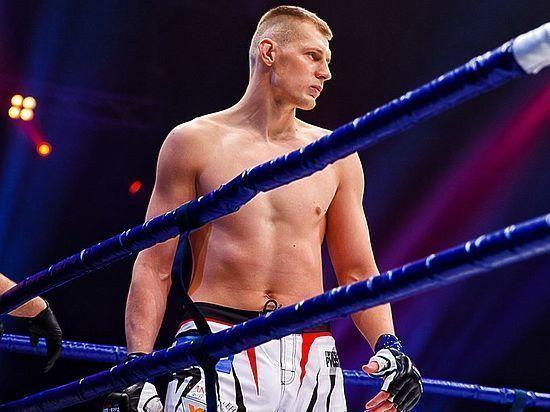 Волков нокаутировал Вердума на турнире UFC в Лондоне