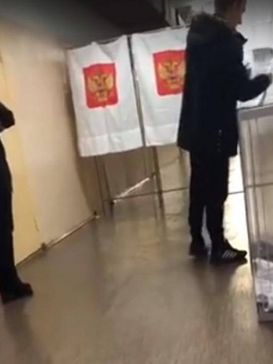 Фейковый вброс произошел на выборах в Иркутске