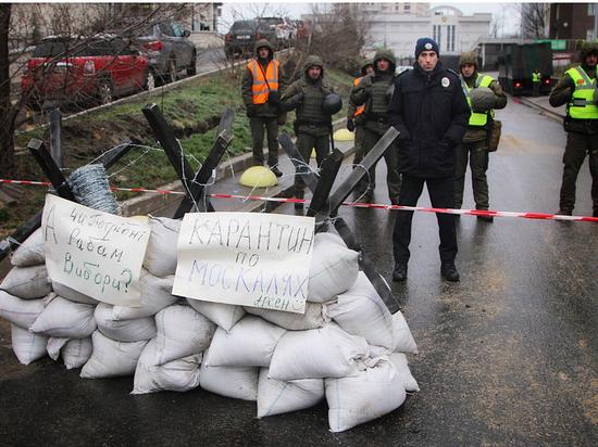 Киев заблокировал российские выборы: не пустили даже бабушек
