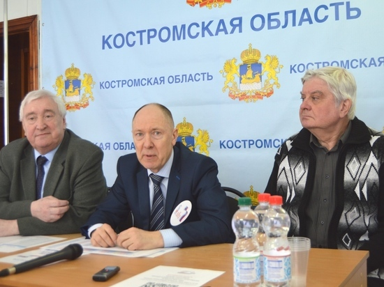 Явка на Выборы-2018 в Костромской области к 10 утра оказалась выше, чем в 2012-м