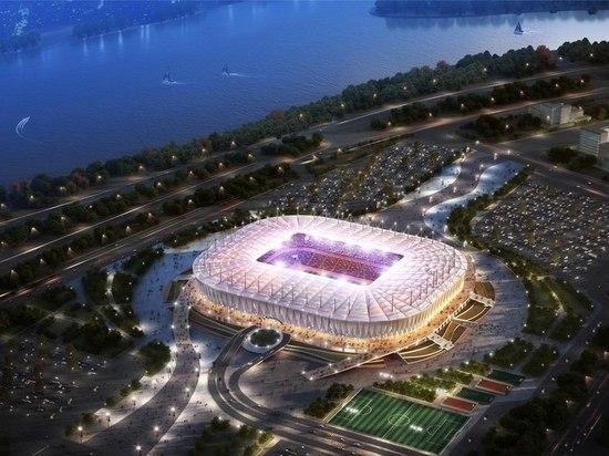 Стадион ЧМ «Ростов-Арена» готов к эксплуатации