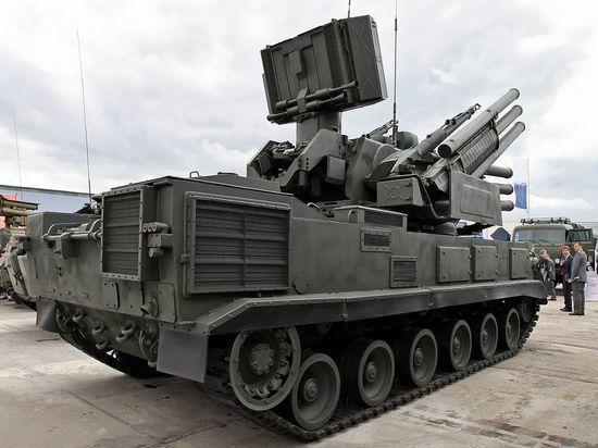 Для защиты чемпионата мира по футболу Россия использует новейшее оружие