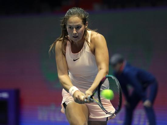Теннис: главная сенсация недели - Касаткина из России