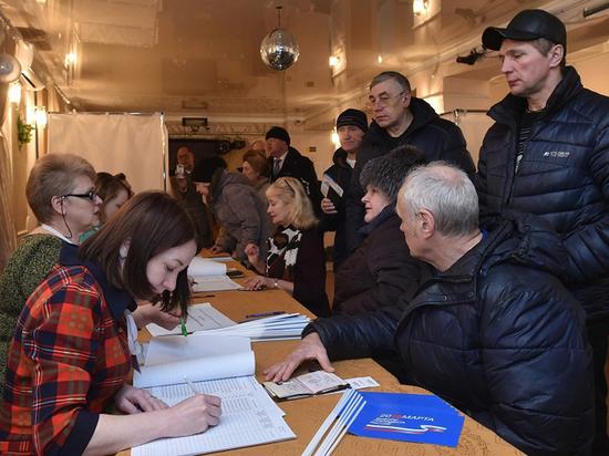 В Пермском крае явка побила региональные рекорды