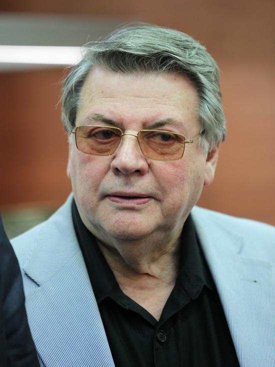 Ширвиндт рассказал о состоянии госпитализированного Добронравова