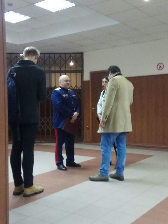 Начальник управления СКР по Москве явился на допрос