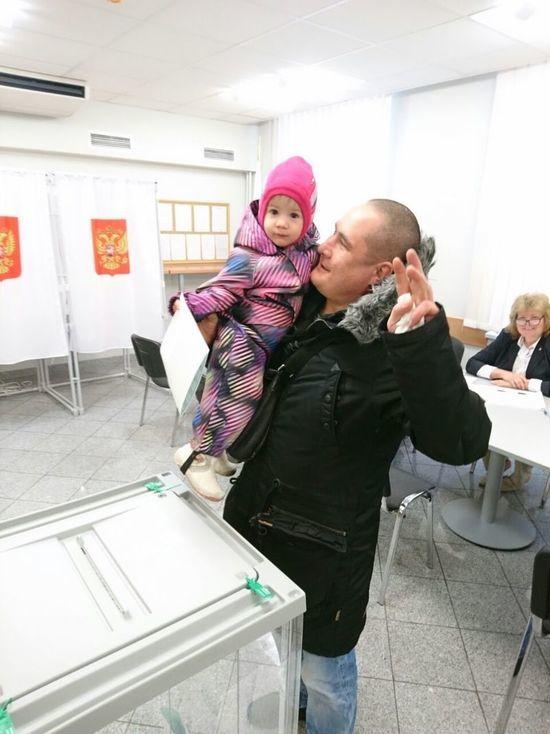 В выборах Президента РФ участвовало  33853 россиян, находящихся в Германии