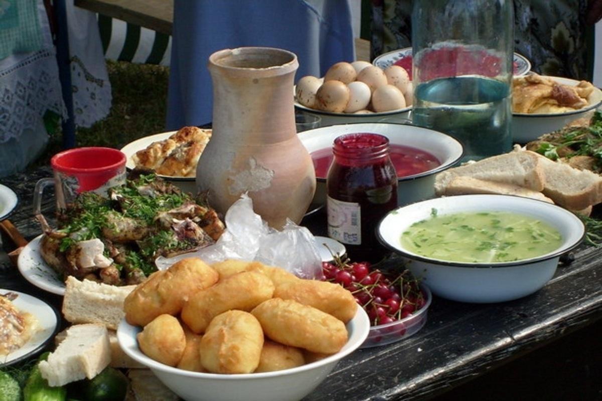 Казачья кухня рецепты с фото