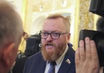 Захарова и Милонов прокомментировали слова Макаревича о