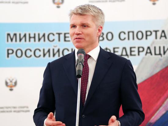Министр спорта Колобков рассказал о патриотической гордости за российских паралимпийцев