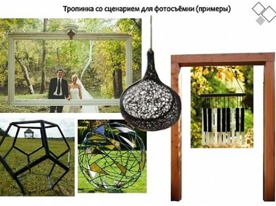У пушкинских молодоженов появится новое место для фото