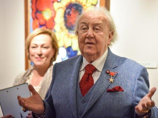 Зураба Церетели занесло в Московский зоопарк