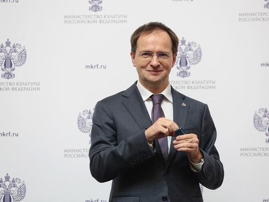 «Дуэль» Матвиенко и Нарусовой с отключением микрофона Мединский воспринял индифферентно