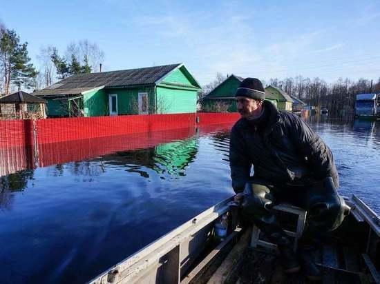 Треть Тверской области рискует уйти под воду