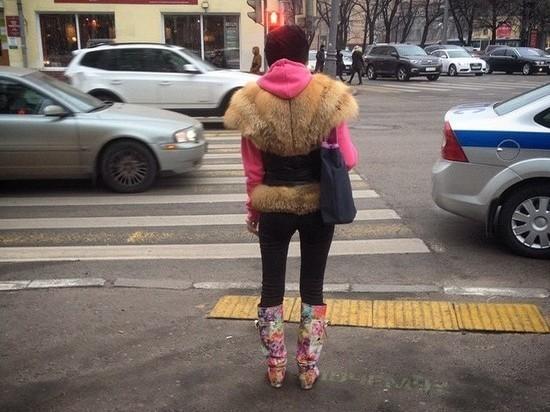 Осторожно: модники!