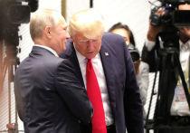 Бывший главный разведчик США объяснил проявление «теплых чувств» Трампа к Путину наличием у российских спецслужб компромата на американского президента
