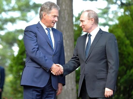 Путин и президент Финляндии обсудили отравление Скрипаля