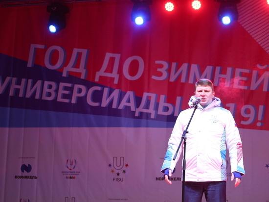 Отчёт главы Красноярска депутатами горсовета назван программой развития
