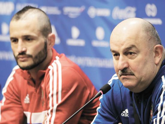 Как тренерский штаб Станислава Черчесова будет решать кадровые проблемы
