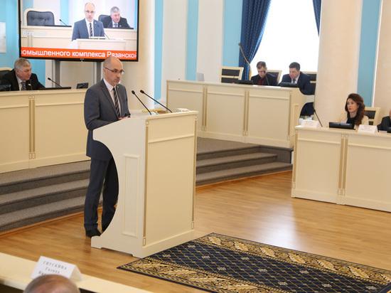 В областной Думе обсудили состояние и перспективы АПК Рязанской области